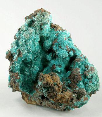 Aurichalcite, Rosasite