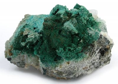 Aurichalcite, Brochantite