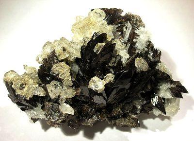 Axinite, Quartz, Datolite
