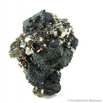 Bournonite With Pyrite (Utah!)