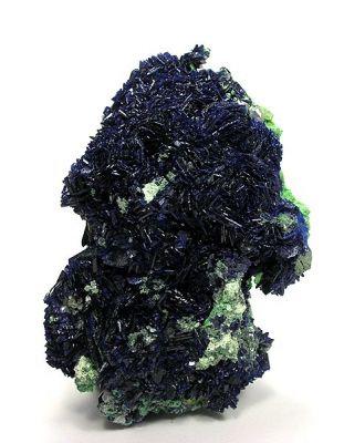 Azurite, Cerussite, Arsentsumebite