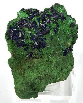 Azurite, Bayldonite