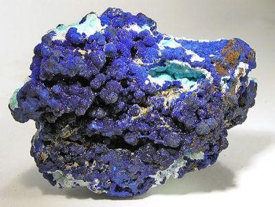Azurite, Chalcoalumite