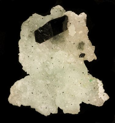 Babingtonite, Prehnite