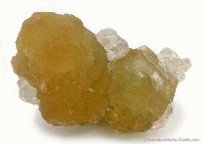 Brucite With Calcite