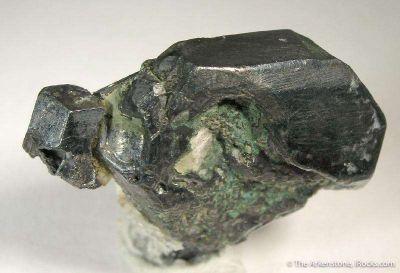 Acanthite After Argentite