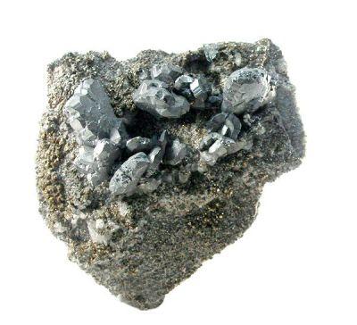 Bournonite, Quartz, Pyrite