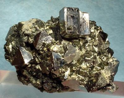 Bournonite, Arsenopyrite, Stannite