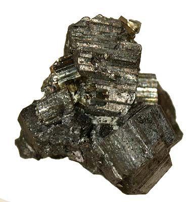 Bournonite, Pyrite