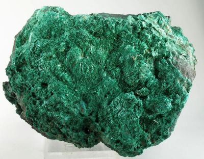 Brochantite, Cuprite
