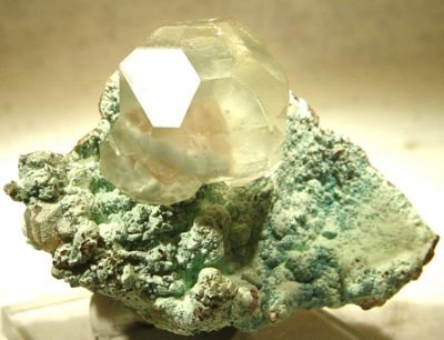 Calcite, Plancheite
