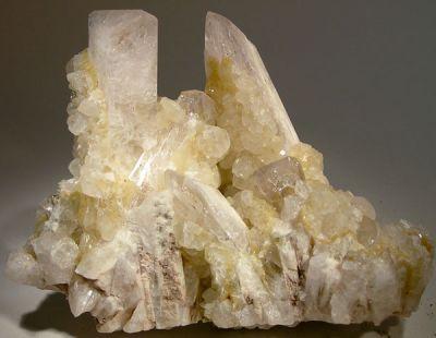 Calcite, Danburite