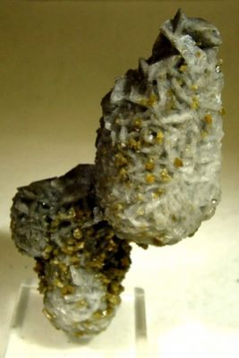 Calcite, Jamesonite, Siderite
