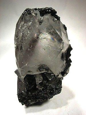 Calcite, Gaudefroyite