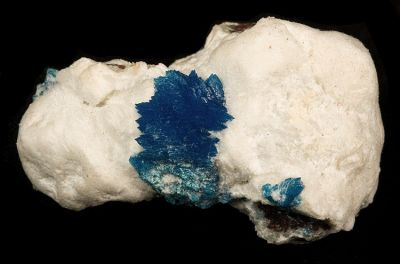 Cavansite, Mordenite