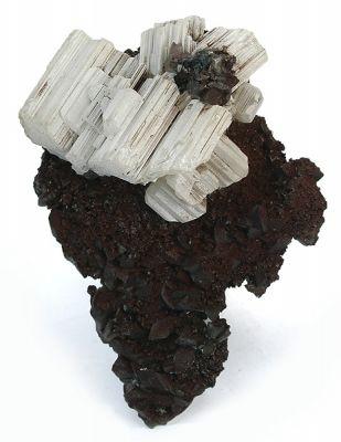 Cerussite, Hydrocerussite