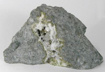 Chabazite, Calcite, Epidote