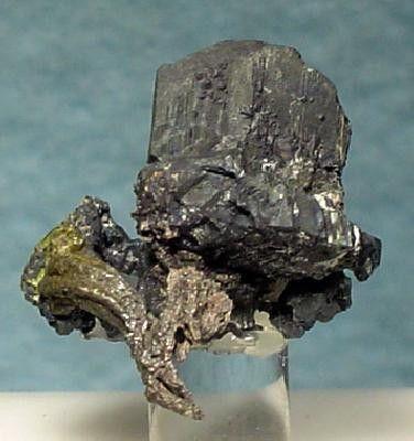 Chalcocite, Silver