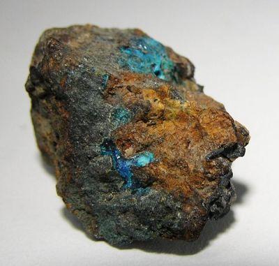 Chalcomenite