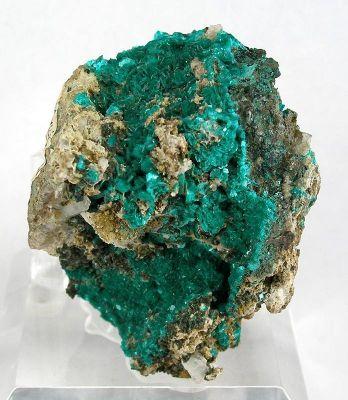 Chalcophyllite, Olivenite