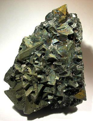 Chalcopyrite, Tetrahedrite