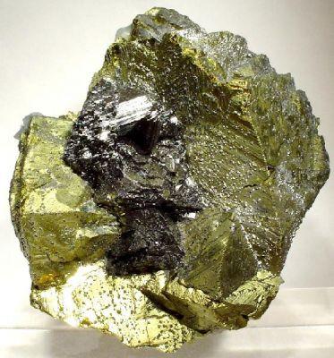 Chalcopyrite, Sphalerite, Tetrahedrite