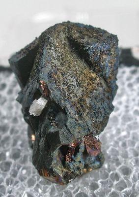 Chalcopyrite, Chalcocite