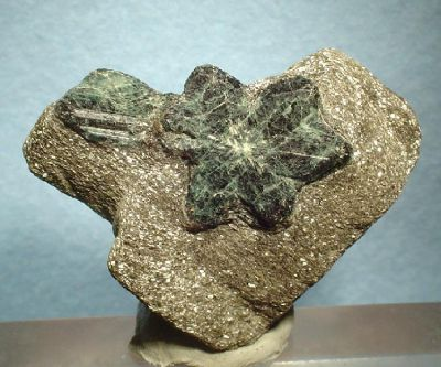 Chrysoberyl (Var: Alexandrite)