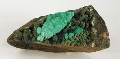 Chrysocolla, Antlerite