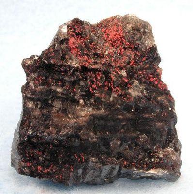 Cinnabar, Manganite