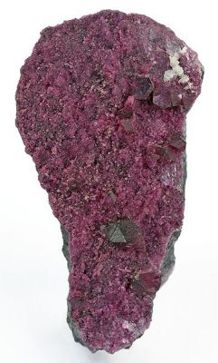 Clinochlore (Var: Chromian Clinochlore)