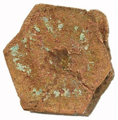 Copper, Aragonite