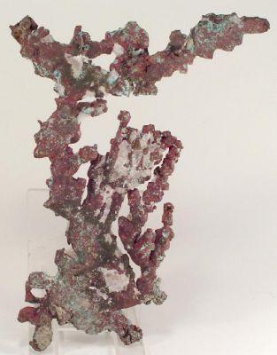 Copper, Analcime
