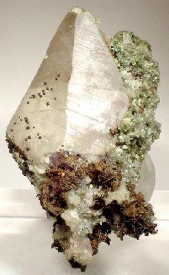 Copper, Calcite