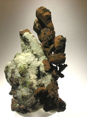 Copper, Quartz, Epidote