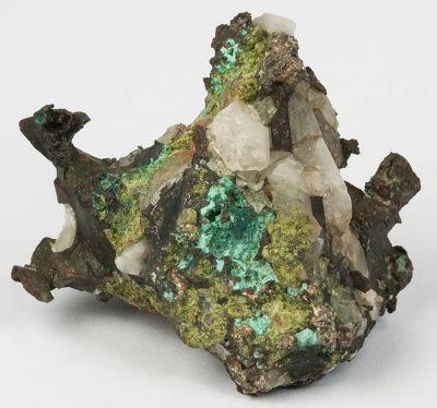 Copper, Silver