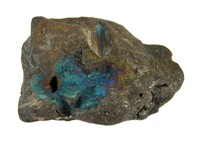 Copper (Var: Whitneyite)