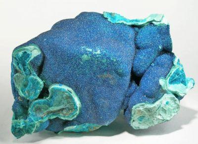 Cornetite, Chrysocolla
