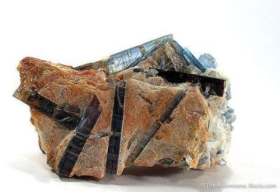 Staurolite With Kyanite
