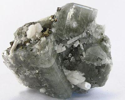 Datolite, Danburite, Chalcopyrite