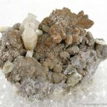 Weloganite And Quartz
