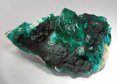 Dioptase, Heterogenite
