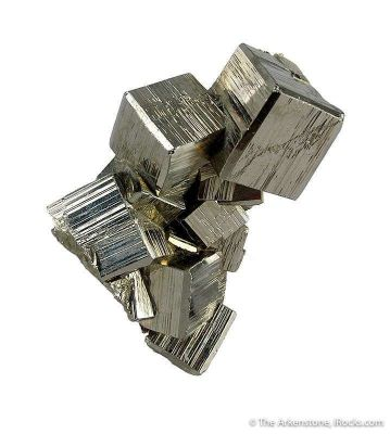 Pyrite (Shown in Book)