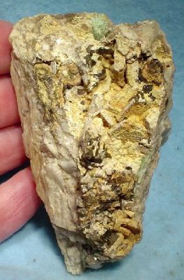 Eosphorite, Elbaite, Albite, Apatite-(Caoh)