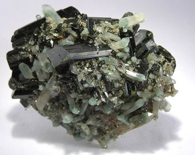Epidote, Quartz, Chlorite Group