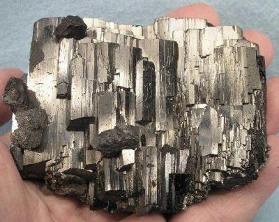 Ferberite, Arsenopyrite, Siderite
