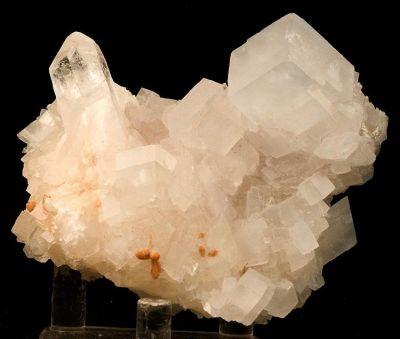 Florencite-(Ce), Quartz, Magnesite