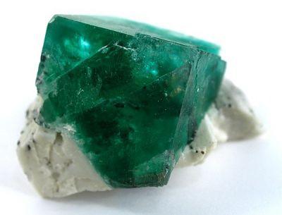 Fluorite, Microcline