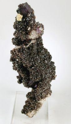 Fluorite, Baryte, Sphalerite, Dolomite