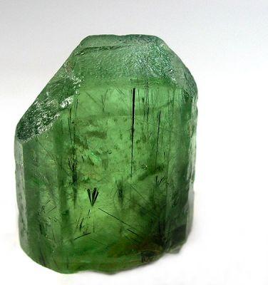 Forsterite (Var: Peridot), Ludwigite